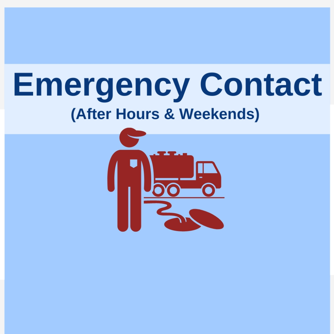 After Hours Emergency Contact